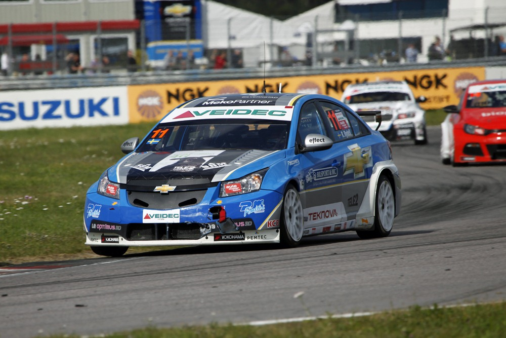 Chevrolet Motorsport Sweden, Karlskoga 1